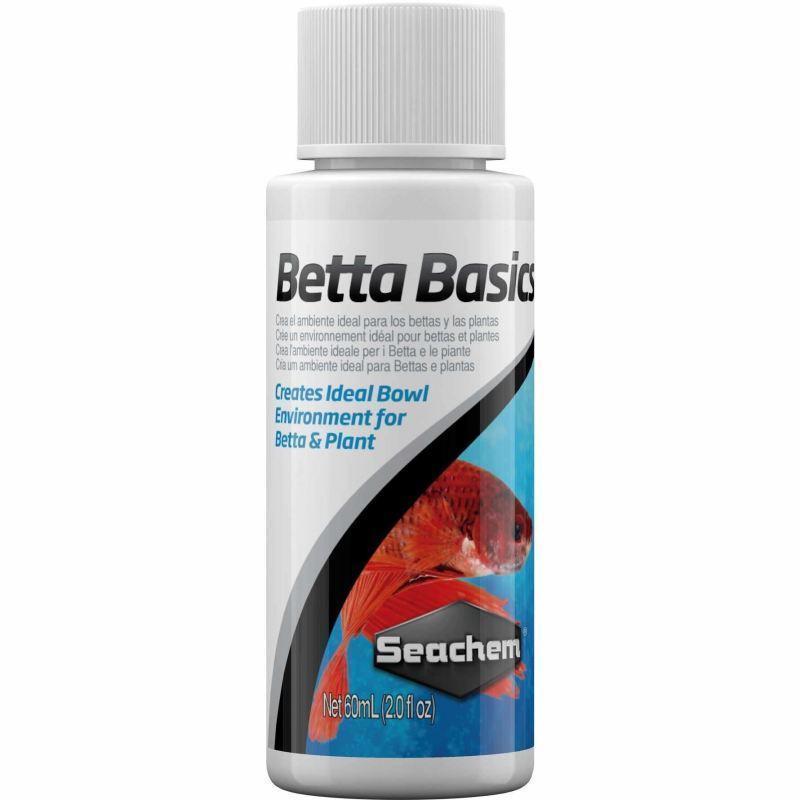 Seachem Betta Basics - 60 ml