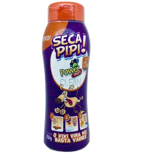 Seca Pipi Power Pets para Cães e Gatos 250 g