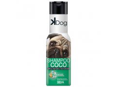 Shampoo KDog Coco para Cães e Gatos 500ml