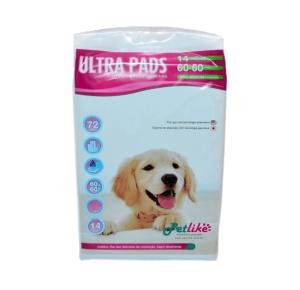 Tapete Higienico Ultra Pads 14Unidades 60X60