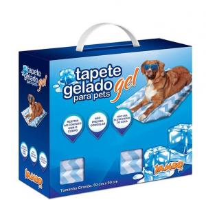 Tapete Gelado Jambo New Cool Strip G 50X90