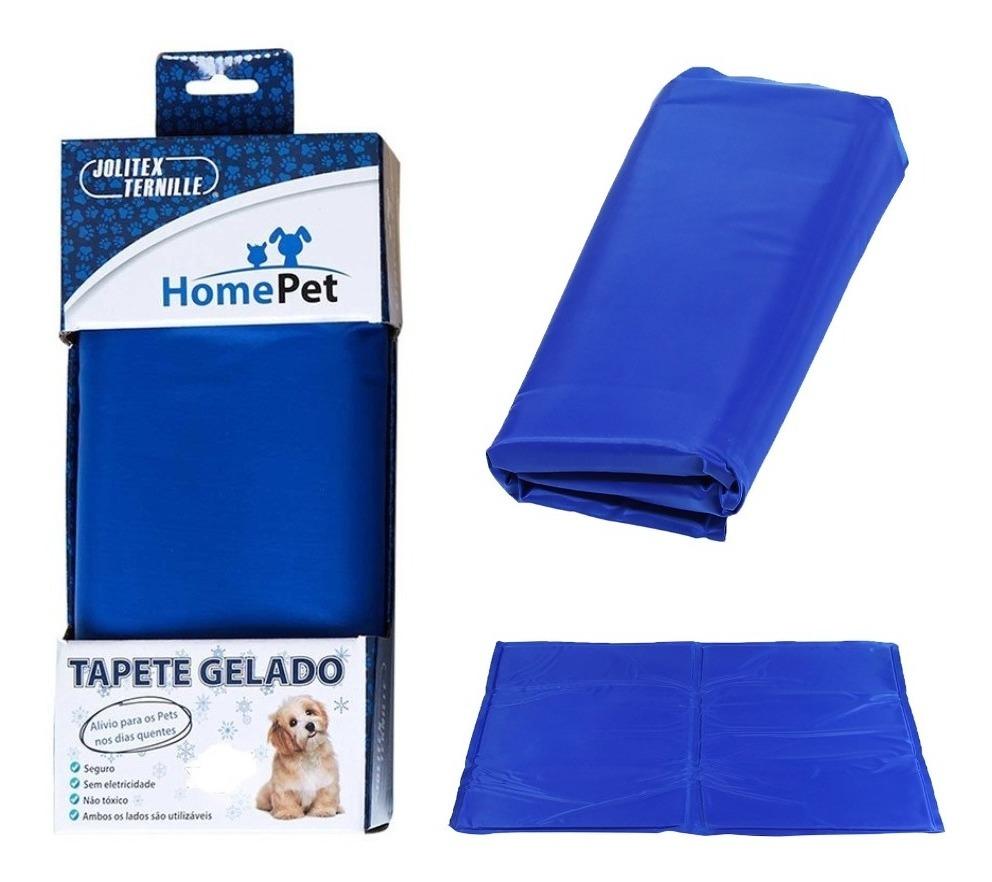 Tapete Gelado 65x50 Tamanho-M Home Pet