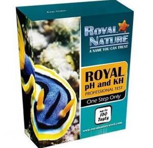 Teste Aguá aquário Royal Nature Teste ph e KH-150 testes